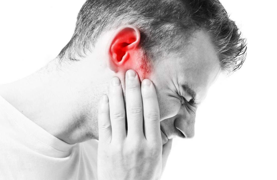 Durerile articulației temporo-mandibulare Urechea doare din articulație