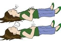 Cum se face respiratia profunda si avantajele sale